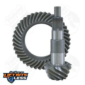 "Yukon YG F7.5-273 Performance Ring & Pinion gear set for Ford 7.5"" a 2.73 ratio"
