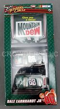 Winners Circle NASCAR Dale Earnhardt Jr #88 Mountain Dew 1:64 Diecast Car & Hood