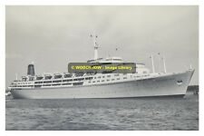 rp9303 - Shaw Savill Liner - Northern Star , built 1962 - photo 6x4
