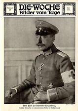 Ernst Fürst zu Hohenlohe-Langenburg Deutscher Botschafter in Konstantinopel 1914