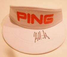 Bubba Watson Signed Ping Golf Visor w/COA Brand New