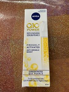 Nivea Q10 Power Replenishing Serum Pearls Anti-wrinkle Boost 40ml