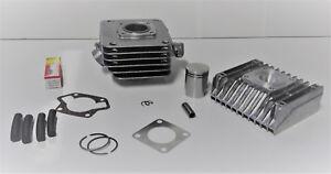Zylinder Zylinderkopf 60ccm Simson S51 Roller SR50 Schwalbe KR51/2 S61 Set Almot