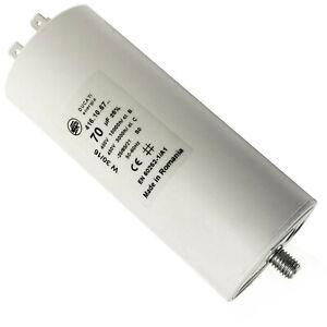 70uf DUCATI Capacitor Run Start, Motor, Compressor, Water Air Pump
