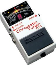 BOSS CHROMATIC TUNER Chromatic Tuner TU-3 from Japan w/ Tracking NEW