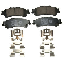 Disc Brake Pad Set Rear Federated D792AC