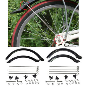 20inch 14inch Folding Bike MudGuard Set Front Rear Tire Full Mud Guard with