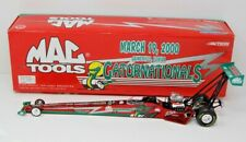Mac Tools Gatornationals 2000 Dragster 1:24 Scale Diecast Gainesville 2000