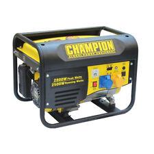 Generador portátil de gasolina campeón CPG3500 2.8kVA 4 tiempos