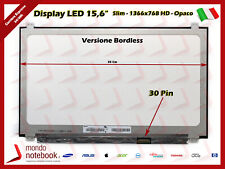 "Display LED 15,6"" (1366x768) WXGA per Notebook Asus VivoBook f505b s505ba"