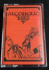 ALCOHOLIC RITES - Alkomanifesto. Tape