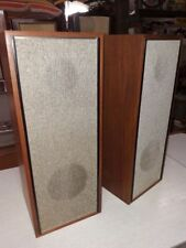 1 paia Hi-Fi altoparlante-Philips Type kd1032-rarità-vintage speakers