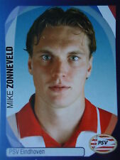 Panini 303 Mike Zonneveld PSV Eindhoven UEFA CL 2007/08