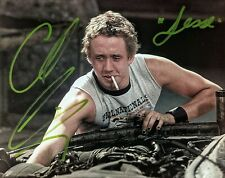 "Fast and Furious Jesse ""Engines Calm Me Down"" 8x10"" Glossy -- AUTOGRAPHED"