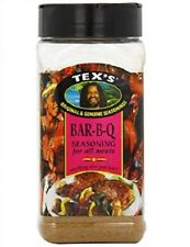300g Tex's Barbeque Seasoning for All Meats, BBQ Barbecue