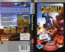 Pursuit Force - PSP Platinum