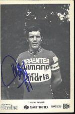 ROGER LEGEAY cp Signée cyclisme ciclismo FLANDRIA Cycling Tour de France vélo