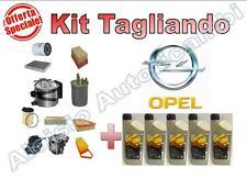 KIT TAGL. OLIO+FILTRI OPEL ASTRA H 1.9 CDTI 120/150 CV