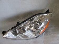 Toyota Sienna Headlight Front Head Lamp 04 05 OEM Halogen Left