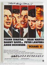 Ocean's 11 (1960) FRIDGE MAGNET (2 x 3 inches) movie poster frank sinatra