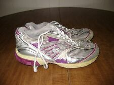FILA SPORT girls tennis shoes size 4 vtg beat-up old-school basketball 1980s