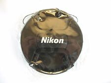 77mm center pinch Lens cap for Nikon new