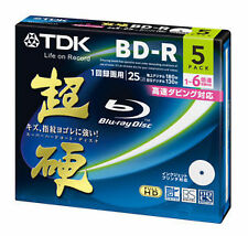 TDK Blu-ray BD-R Dual Layer Disc
