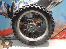 2002 KTM MXC 400 REAR WHEEL AND TIRE DID RIM 140/80-18 02 MXC400