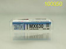Zimo MX630 H0 Decoder - 20 x 11 x 3,5 mm - 1,0 A  9 Drähte  Loco Decoder
