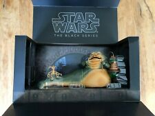 Star Wars Black Series 2014 SDCC exclusive Jabba The Hutt's Throne Room NIB