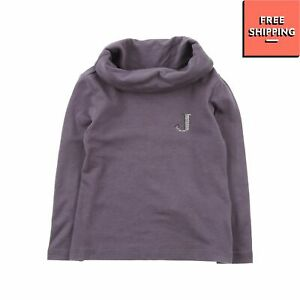 JECKERSON Jersey Top Size 12M / 80CM Polo Neck Made in Portugal