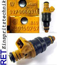 Einspritzdüse BOSCH 0280150757 VW Golf 2 GTI 037906031A gereinigt & geprüft