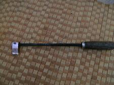 fer à souder ancien cuivre et fer forgé
