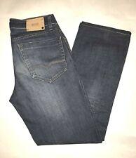 "Mens HUGO BOSS Orange Label Reg Fit Distressed Jeans Size W 31"" L 34"""