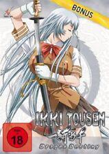 Ikki Tousen - Dragon Destiny - Mini OVA - DVD - NEU