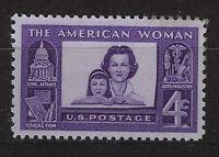 ESTADOS UNIDOS/USA 1960 MNH SC.1152 American Women