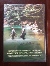 New Zealand Distant Waters Fly Fishing DVD - BRAND NEW!