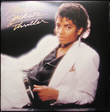 Michael Jackson - Thriller [Latest Pressing] LP Vinyl Record Album New SEALED