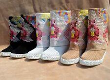 Boots Sneakers Casadei 4 Colors 8cm size 39