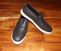 NEW Women's STEVE MADDEN Black Perforated EVREST Slip-On Shoes   8 8.5 9