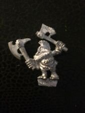 Warhammer Dwarf Troll Slayer  Metal Marauder Dwarves MM/16   OOP