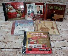 Classic Christmas CD Bundle -Ray Charles - Frank Sinatra - Bing Crosby and More