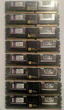 New Listing32 Gb Kingston Kth-Xw667/8G Fbd Dimms (8x4Gb) For Hp/ Compaq Proliant Dl Series