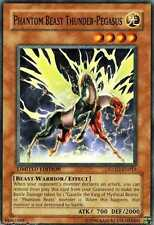 Phantom Beast Thunder-Pegasus GLD2-EN011 x 1 MINT LIMITED YUGIOH YU-GI-0H