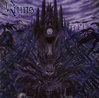 Ruins Cauldron CD 2008 Australian Black Metal New