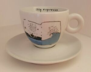 illy Espresso Cup & Saucer