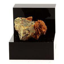 Siderite, Pyrite. 202.8 ct. Mésage Mine, Vizille, France. Rare