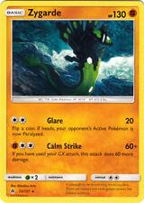 Pokemon Cards Zygarde Forbidden Light Rare 72/131 NM