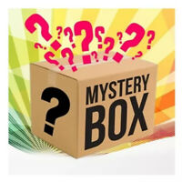 DC ONLY COMIC BOOK MYSTERY BUNDLE BOX - 5 AMAZING COMIC BOOKS!