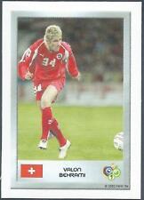 PANINI FIFA WORLD CUP-GERMANY 2006- MINI SERIES- #122-SWITZERLAND-VALON BEHRAMI